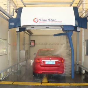 Touchless automática de lavado automático de automóviles de la máquina para el coche de lujo S9