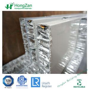 Favo composito di alluminio esterno per i materiali decorativi della Camera