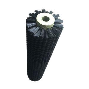 Escova de nylon pequeno industrial para a máquina de limpeza e escova de limpeza