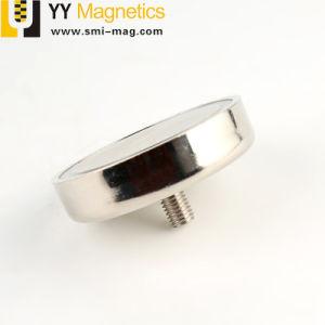 外の糸が付いているYymag Cシリーズネオジムの鍋の磁石