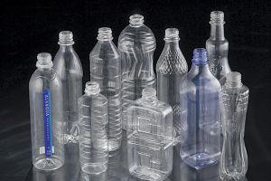 Frasco de plástico de alta velocidade máquina de moldagem por sopro de Bebidas