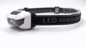 白くおよび赤いLEDが付いている超明るいハンチングLEDヘッドライト