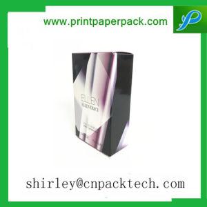 Фантазии пользовательские моды по уходу за кожей духи косметической упаковки бумаги подарки в салоне