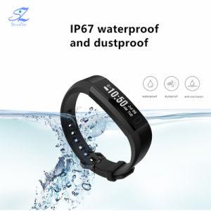 Y11 de Slimme Slimme Armband van de Monitor van de Slaap van de Drijver van de Activiteit van het Horloge van het Tarief van het Hart van de Band Slimme