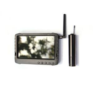 Mini magnetoscopio senza fili dello schermo HD della macchina fotografica DVR 5-Inch; affissione a cristalli liquidi 5inch; Il movimento rileva
