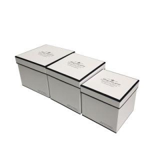 عالة علامة تجاريّة طباعة ورق مقوّى ورقة هبة يعبّئ صندوق لأنّ [روس] مجوهرات وشاح صندوق