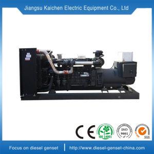 Мощность двигателя Shangchai открытия электрического генератора дизельного двигателя (58-72072.5-900Ква/квт)