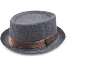 Lã Boater Hat