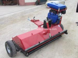 Honda Motor de la segadora remolcable mayal de ATV