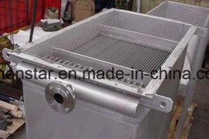 Теплообменник для дымового газа Кожухотрубный теплообменник Alfa Laval Cetecoil 1450-M Шахты