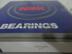 Rolamento de roletes cilíndricos NSK N326 em com compartimento de Latão