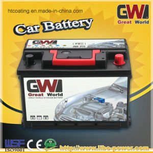 DIN75 Mf Chumbo Automotivo bateria de carro