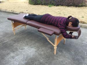 Tabella di legno portatile di massaggio con CE e RoHS (MT-007)
