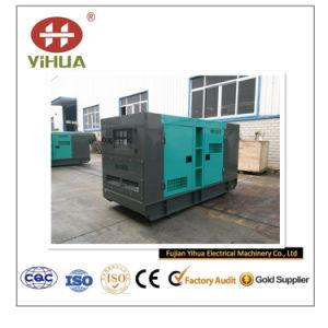 Yuchai 작은 힘은 디젤 엔진 발전기를 둥글게 되었다