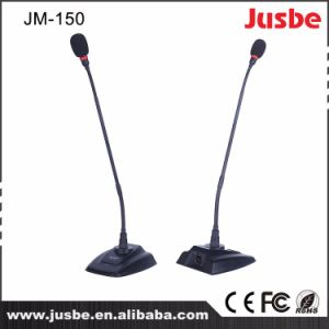 Jm-201 поверхность стола Super-Directional электретный конденсаторный микрофон шнура
