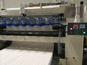 8 linhas de papel tecido Facial converter a máquina