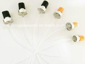 De PP-21 da Bomba do vaso de perfume de vidro da Bomba de Água líquida de alumínio