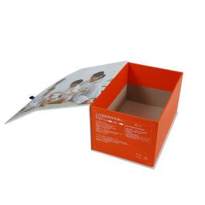 Cajas de embalaje, el aprendizaje de las cajas de embalaje la máquina de impresión de logotipo personalizado