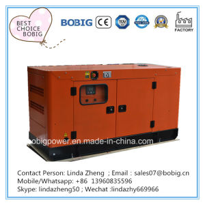 10kw stille Diesel van de Luifel Open Generator met Yangdong Motor Y385g
