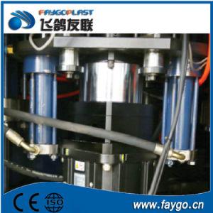 自動ペットプラスチックPEのびんの注入の打撃/ブロー形成機械