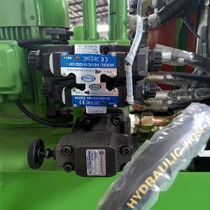 工場直接供給のコネクターケーブルの縦の射出成形機械