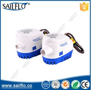 Pompa di sentina a pile automatica 1100gph di CC di vendita calda di Sailflo/pompa acqua salata