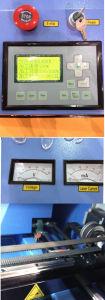 이산화탄소 CNC 유리를 위한 소형 Laser 조각 절단기