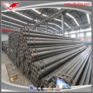 Schwarzes Rohr API 5L Psl1 Gr. B, Sch 40 und 80 X42 ERW schwarzes Leitungsrohr