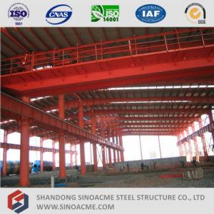 Sinoacme Prefabricados de estructura de acero pesado planta taller