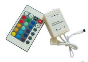 24 Mini Chave Remoto de Infravermelhos do Controlador de faixa de luz LED RGB
