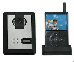 Video digital inalámbrico Teléfono de la puerta de Villa (BSD-WX024A1).