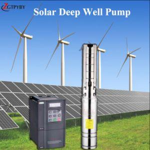 Водяной насос солнечной энергии на японском языке Прейскурант солнечной 24В постоянного тока насоса воды для орошения