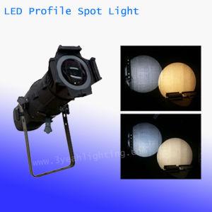 단계 LED 단면도 반점 빛 200W LED Leko