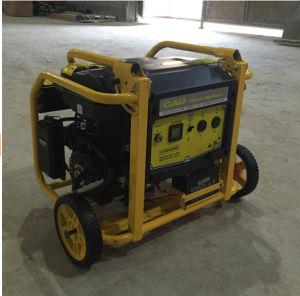 Neuer beweglicher Generator des Benzin-2.0kw/des Treibstoffs mit faltenden Griffen und Rädern