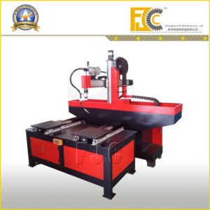 Fácil funcionamiento CNC Máquina de soldadura de piezas de motocicleta de forma automática