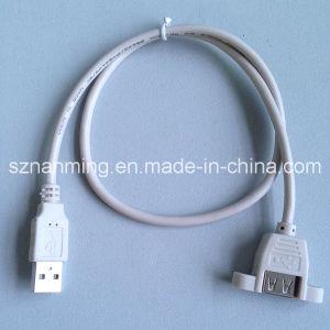 USB Essere-Af Cable di Mount del pannello per Screw Lock
