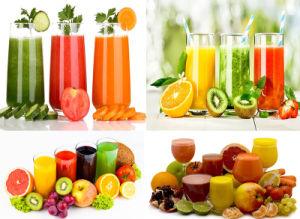 Fruit Juicer die van de Ui van het Voedsel van de Trekker van het sap het Oranje Commerciële Machine maakt