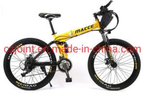 Li-ion eléctrico plegable Mountain Bike 26 pulgadas de 21 velocidades del motor de 36 V