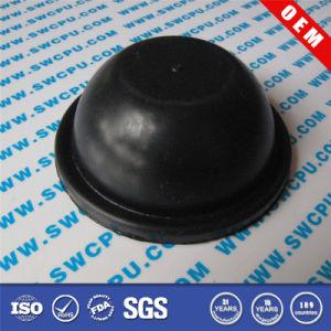 Diaphragme en silicone de qualité alimentaire personnalisé pour le régulateur (SWCPU-R-M010)