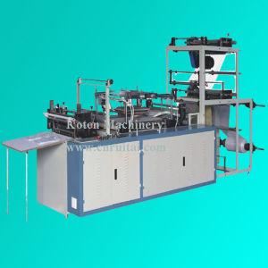 KfcのためのフルオートマチックのDouble Layer Disposable Plastic Glove Making Machine