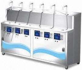 Purificación de Agua comerciales y máquina expendedora (SSJ-1000GPD)