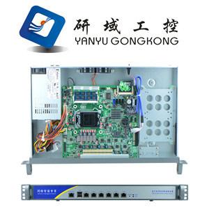 B75 Firewall 1155 Fall /1u Rack Server mit 6*Intel 82574L Gigabit LAN