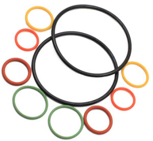 Size differente Silicone variopinto Rubber O Rings in Rubber Products