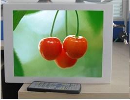선수 (SY-012)를 광고하는 12inch 벽 산 LCD