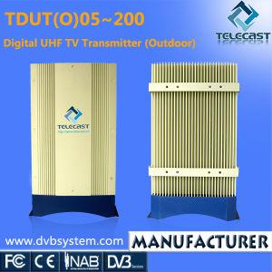 Transmissor de TV UHF digital (Exterior)
