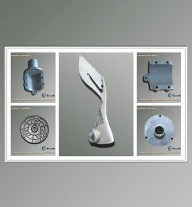 Литой алюминиевый корпус прибора для ветровой электростанции