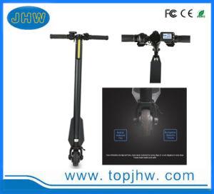 Elektrischer Roller mit grosser Scheinwerfer-leistungsfähigem Skateboard 250W