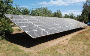 Pv-Solarmontage-System für Bauernhof