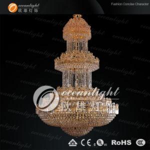 Lâmpada de Luz lustre de cristal moderna, lustre de hotel (OW571)