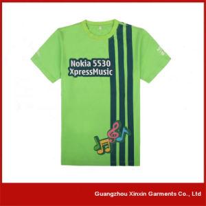 폴리에스테 t-셔츠 (R11)를 인쇄하는 주문품 승화